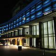 ホテルオークラ東京 本館 5階入り口