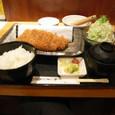 佐助豚ヒレカツ定食