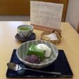 紀の善名物 「抹茶ババロア」