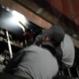 エスカレーターの修理