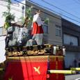 秋の四日市祭り_岩戸山1