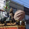 秋の四日市祭り_岩戸山3