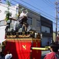秋の四日市祭り_岩戸山4