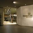 シェラトン都ホテル大阪入口付近