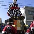 秋の四日市祭り_大入道1