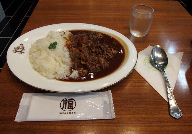 丸福珈琲店のハヤシライス