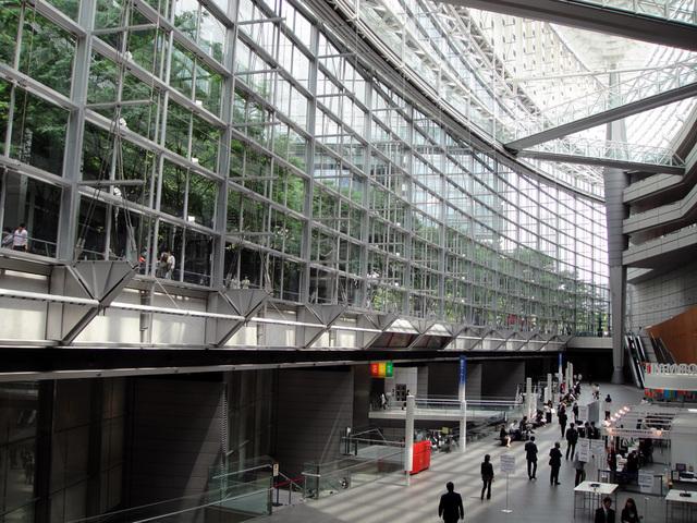 東京国際フォーラム(日本顎咬合学会)