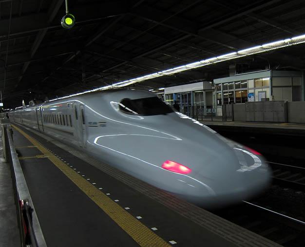 山陽新幹線 さくら