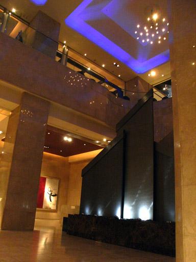 シェラトン都ホテル大阪1階・2階